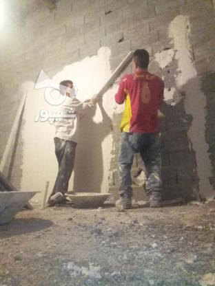 گچکاری خرده کاری تخریب تمام تهران  در گروه خرید و فروش خدمات در تهران در شیپور-عکس1