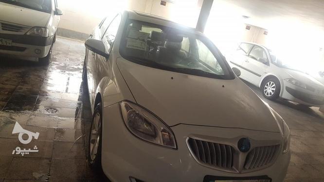 برلیانس 330 صفر اتوماتیک97 در گروه خرید و فروش وسایل نقلیه در تهران در شیپور-عکس1