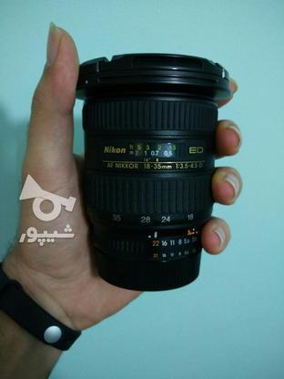 NikonAF18-35mm f/3.5-4.5D IF-ED در گروه خرید و فروش لوازم الکترونیکی در کرمانشاه در شیپور-عکس1