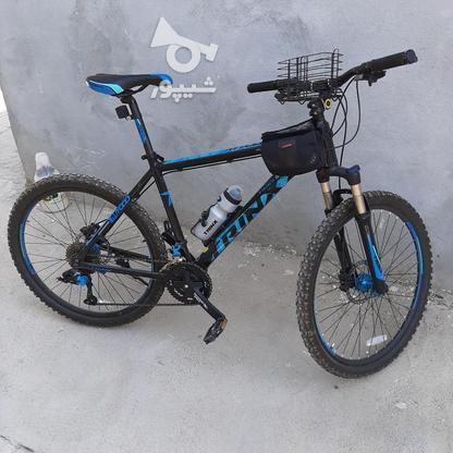 فروش دوچرخه26حرفه ای آکبند  در گروه خرید و فروش ورزش فرهنگ فراغت در فارس در شیپور-عکس1