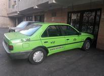 تاکسی گردشی تهران (تک تاکسی) در شیپور-عکس کوچک
