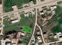 زمین مسکونی روستایی 1150 متر  در شیپور-عکس کوچک