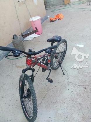 دوچرخه المپیا 26حرفه ای در گروه خرید و فروش ورزش فرهنگ فراغت در فارس در شیپور-عکس1