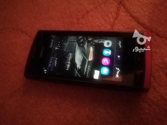نوکیا 500 لمسی در گروه خرید و فروش موبایل، تبلت و لوازم در فارس در شیپور-عکس1