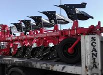 گاواهن برگردان 5 خیش تراکتور سنگین  در شیپور-عکس کوچک
