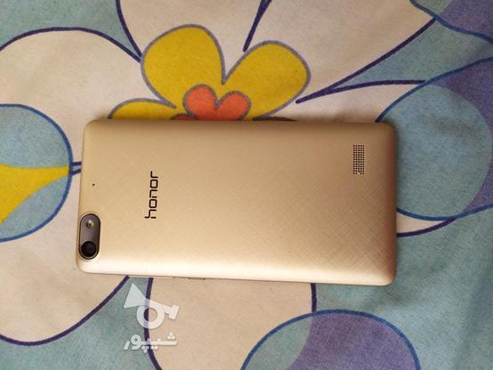 فروش گوشی کاملا سالم هونور 4cباجعبه در گروه خرید و فروش موبایل، تبلت و لوازم در فارس در شیپور-عکس1