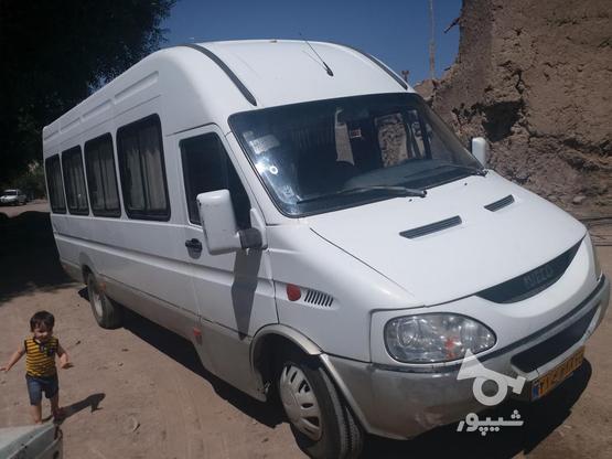 مینی بوس ایویکو a50  در گروه خرید و فروش وسایل نقلیه در آذربایجان شرقی در شیپور-عکس1