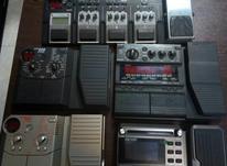 مولتی افکت برای گیتار و سازهای دیگر در شیپور-عکس کوچک