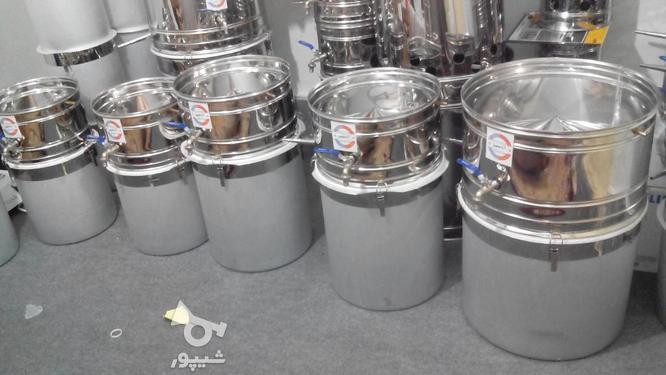 دستگاه تقطیر/دستگاه گلاب گیری/دستگاه عرق گیری در گروه خرید و فروش خدمات و کسب و کار در تهران در شیپور-عکس1