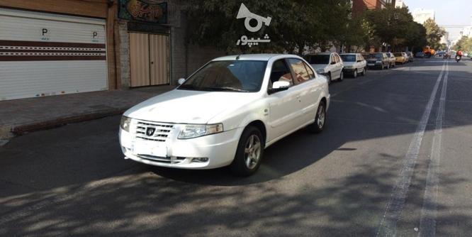 سمند سورن مدل 1393 سفید در گروه خرید و فروش وسایل نقلیه در تهران در شیپور-عکس1