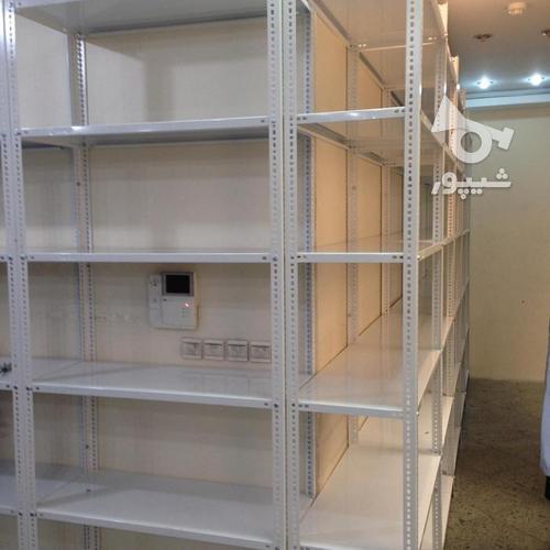 قفسه بندی کتابخانه قفسه بندی فلزی قفسه بندی انباری  در گروه خرید و فروش خدمات و کسب و کار در تهران در شیپور-عکس1