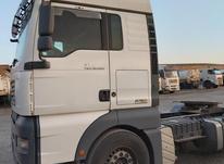 کامیون کشنده مان480 در شیپور-عکس کوچک