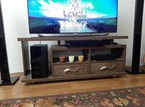 میز تلوزیون mdf سالم و نو.شیک در شیپور-عکس کوچک