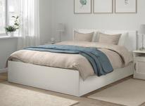 سرویس تخت خواب دونفره مدل اسپرت سفید در شیپور-عکس کوچک