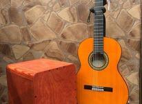 به تعدادی نوازنده خانم  گیتار و کاخن   در شیپور-عکس کوچک