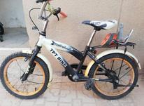 دوچرخه سایز 16 بسیار سالم وتمیز در شیپور-عکس کوچک