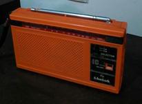 رادیو قدیمی شهاب در شیپور-عکس کوچک