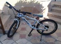 دوچرخه کاملا نو دنده ای مدل ALEX سایز 24 در شیپور-عکس کوچک