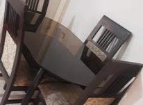 میز و صندلی چهار نفره  در شیپور-عکس کوچک