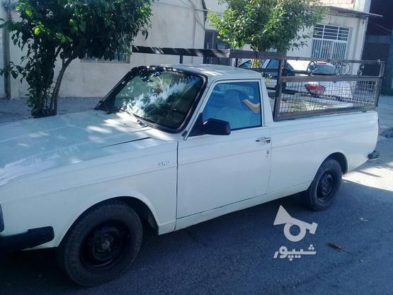 پیکان وانت 88 دوگانه فابریک بیمه تمام تخفیف  در گروه خرید و فروش وسایل نقلیه در گلستان در شیپور-عکس1