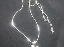 گردنبند نقره در شیپور-عکس کوچک