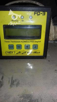 دستگاه جوجه کشی سالم در حد نو در گروه خرید و فروش کسب و کار در گلستان در شیپور-عکس1
