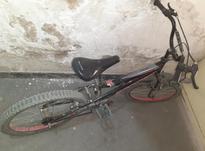 ووچرخه سایز 22 درحد نو تمیز سالم در شیپور-عکس کوچک
