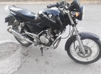 موتور پالس مدل86 باجاج در شیپور-عکس کوچک