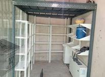 قفسه بندی با دوام فلزی در شیپور-عکس کوچک