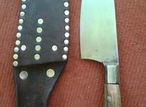 چاقو دسته استخان تیغه شافت در شیپور-عکس کوچک