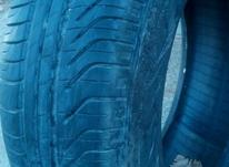 تعویض سه حلقه لاستیک80 درصد پارس با لاستیک پراید  در شیپور-عکس کوچک
