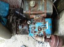 انجین موتور سه چرخ زنجیری  در شیپور-عکس کوچک