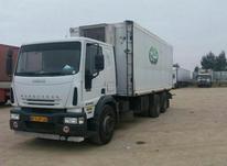 کامیون ایویکو  یورو کارگو در شیپور-عکس کوچک