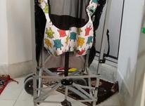 کالسکه بچه، در حد نو، سبک و زیبا  در شیپور-عکس کوچک