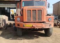 کامیون انترناش عراقی بیمه نو زیر ماک 92چرخ 24 در شیپور-عکس کوچک