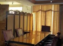 میز مدیریتی میز کنفرانس 4 عدد صندلی ثابت 1 صندلی گردان در شیپور-عکس کوچک