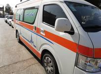 مرکز آمبولانس خصوصی امداد شفا  در شیپور-عکس کوچک