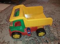 کامیون زرین و یه ماشین دوحالته  در شیپور-عکس کوچک