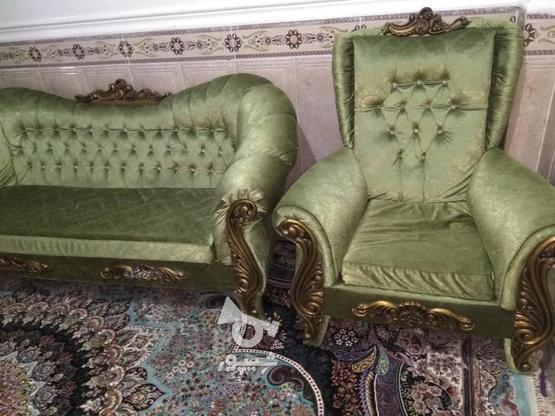 فروش مبل سلطنتی 7 نفره در گروه خرید و فروش لوازم خانگی در سیستان و بلوچستان در شیپور-عکس1