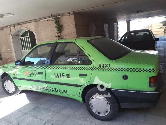 پژو روا 85 تاکسی گردشی تهران در گروه خرید و فروش وسایل نقلیه در تهران در شیپور-عکس1