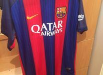 تیشرت باشگاهی بارسلونا و میلان یپوشیده نشده نو در شیپور-عکس کوچک
