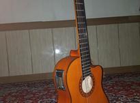 گیتار کلاسیک و خوش صدا  در شیپور-عکس کوچک