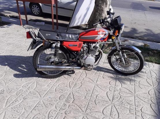 شهاب 200 معاوضه با اپاچی یا پالس در گروه خرید و فروش وسایل نقلیه در گلستان در شیپور-عکس1