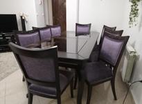 میز نهار خوری چوبی 8 نفره در شیپور-عکس کوچک