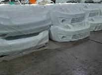 پوسته سپر جلو و عقب ساینا شرکتی و رنگ کوره ای سفید در شیپور-عکس کوچک