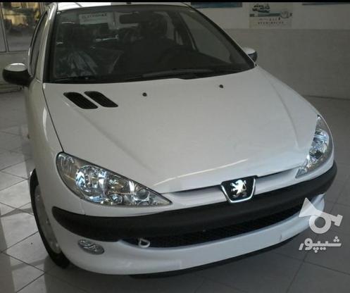 اقساطی پژو 206 مدل 98  در گروه خرید و فروش وسایل نقلیه در تهران در شیپور-عکس1