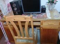 میز تحریر شیک همراه با شیشه اش  در شیپور-عکس کوچک