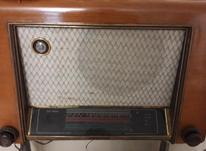 رادیو تلفونکن آلمان ساخت 1950 در شیپور-عکس کوچک