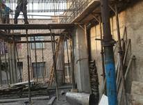 آرماتوربند و قالب بند  در شیپور-عکس کوچک