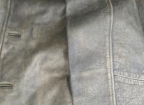 کاپشن چرم اصل سایزبسیاربزرگ  در شیپور-عکس کوچک